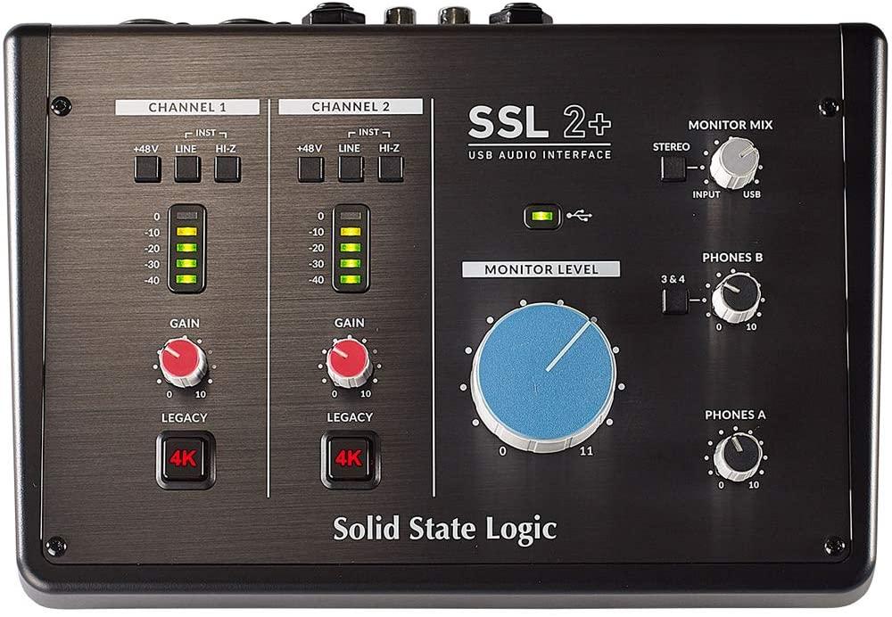 Solid State Logic SSL2+