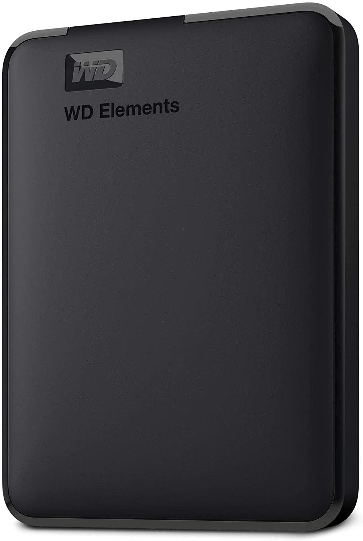 WD Elements - Disco duro de 4 TB